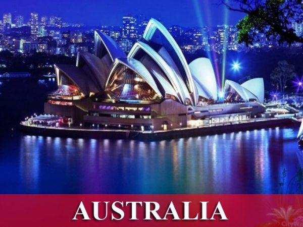INFORMASI KULIAH DI AUSTRALIA